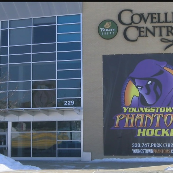 Covelli Centre has record-breaking year