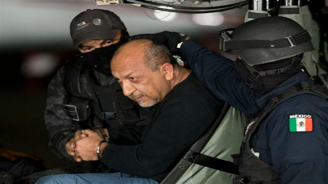Mexico City drug lord captured_126149