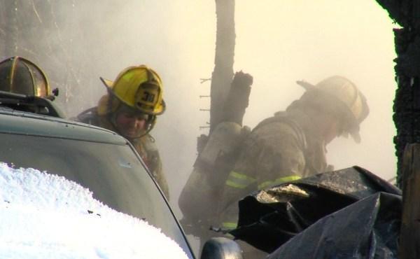 Fire damages barn in Goshen Township_125083