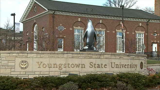 Youngstown State University in Youngstown, Ohio_124102