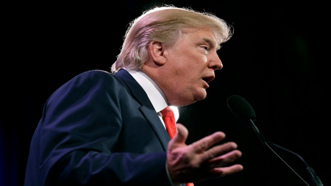 Donald Trump considering 2016 presidential run_129783