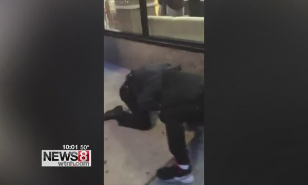 Teen holds Hartford cop in headlock after being asked to leave restaurant_137524