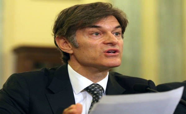 In this June 17, 2014, file photo, Dr. Mehmet Oz, vice chairman and professor of surgery, Columbia University College of Physicians and Surgeon_137699