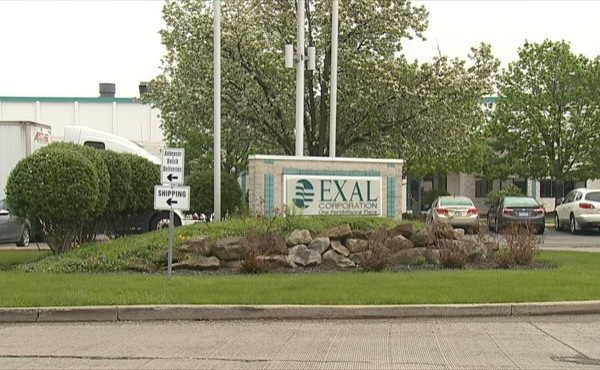 Exal corporation in youngstown, ohio evacuated_140082