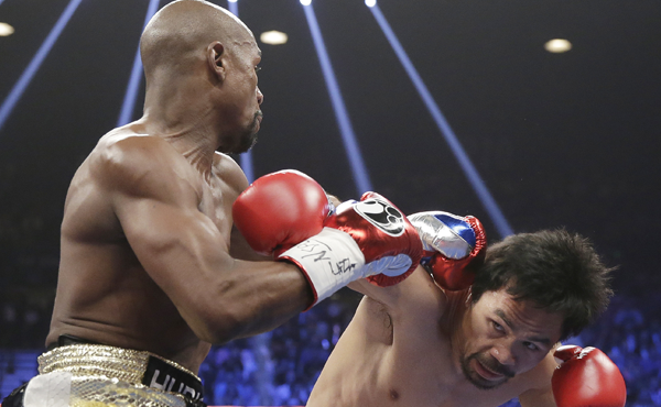 Mayweather-Pacquiao customers left wanting_139611