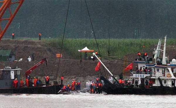 Chinese boat disaster_146646