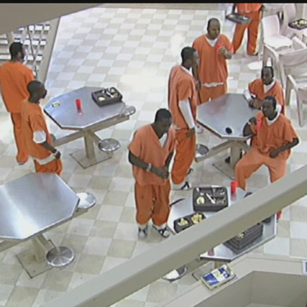 Local sheriffs say they are not concerned about jail escapes