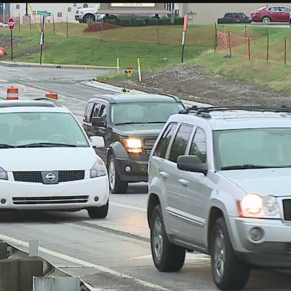 New traffic pattern begins on U.S. 224 bridge over Route 11