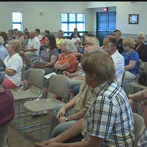 15 people address Mill Creek Park board