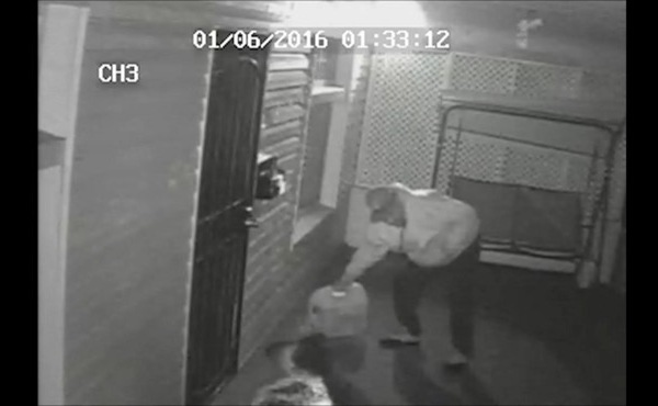 youngstown ohio south side fire surveillance video_196069