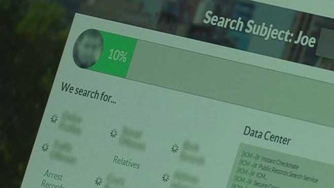 Investigation How Much Of Your Personal Data Is Available Online