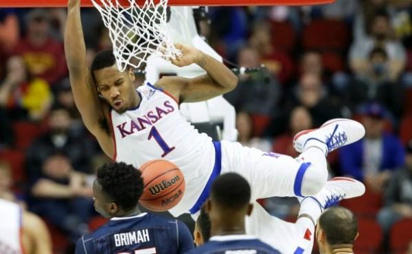 Kansas basketball, March Madness_213526