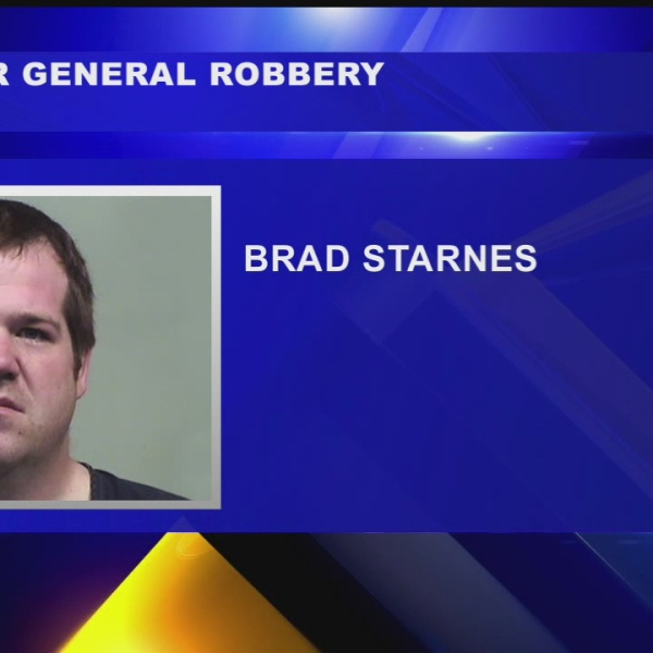 Police arrest Warren man wanted in dollar store robbery