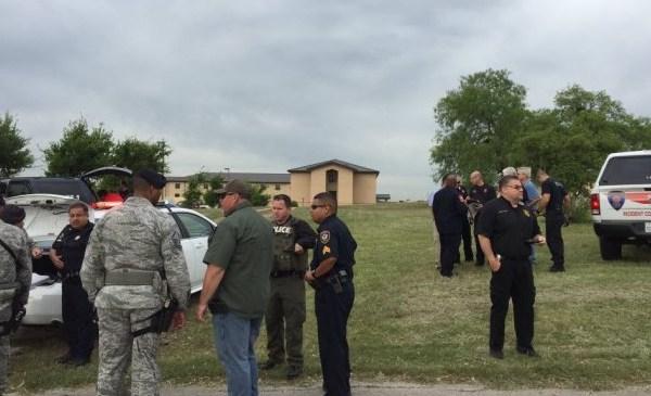 lackland texas military base shooting_217557