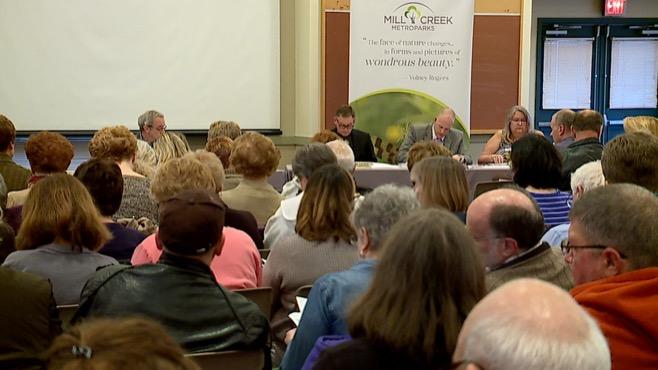 Mill Creek Park Board meeting_218236