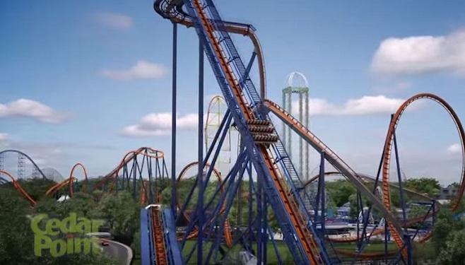 Cedar Point announces Valravn_167585