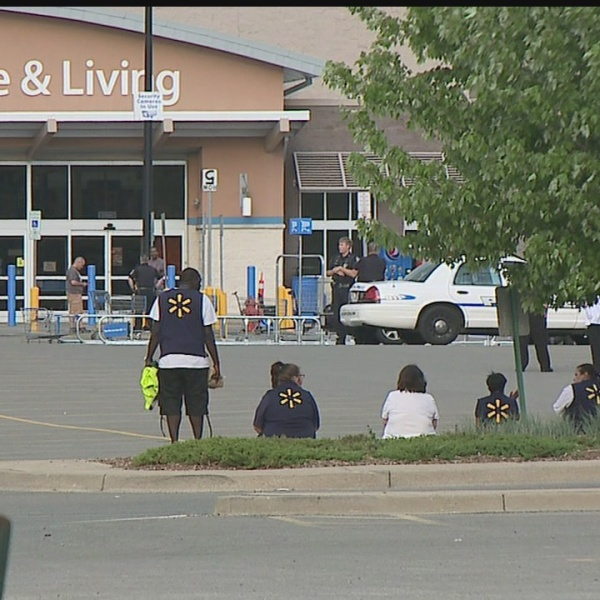 Liberty Walmart evacuated after bomb threat