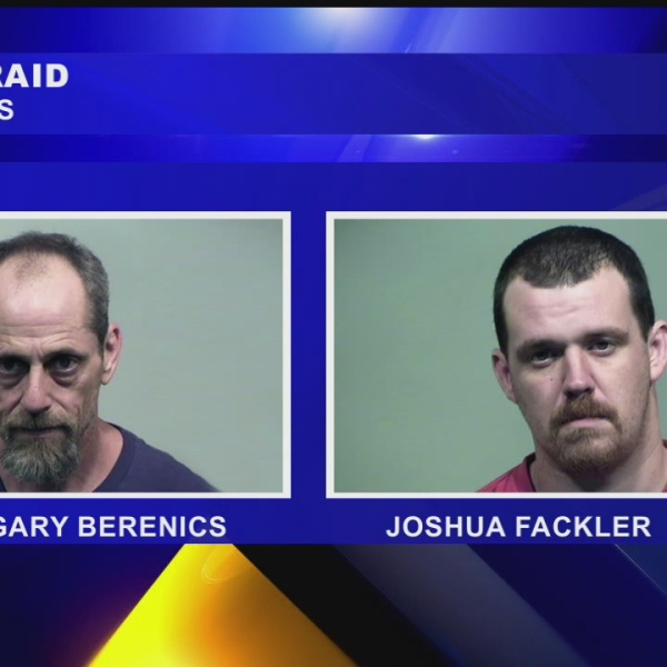 Police: Meth lab uncovered in Warren Twp. mobile home park