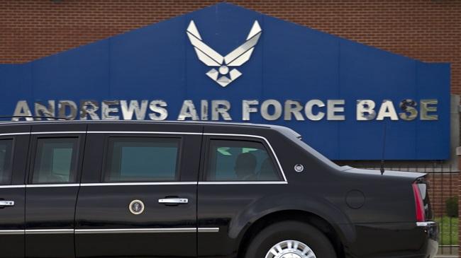 Joint Base Andrews Lockdown_236623