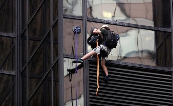 trump tower climber new york city_246753