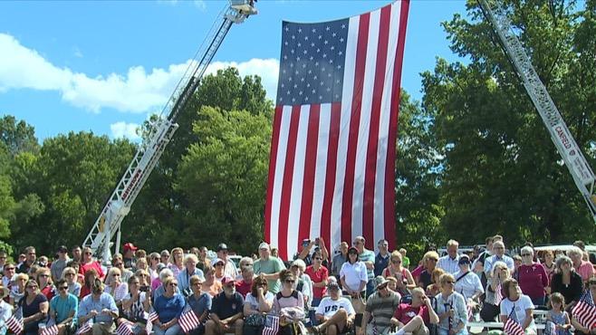 Austintown Memorial Park ceremony_254562