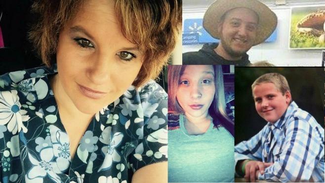 Rhoden family members