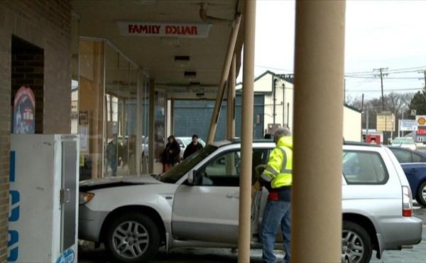 Cornersburg Family Dollar crash_289766
