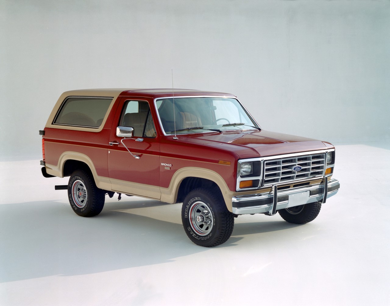 ford bronco 1985