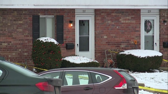 Police found 28-year-old Amanda Downs dead at Georgetown South Apartments in Sharpsville.