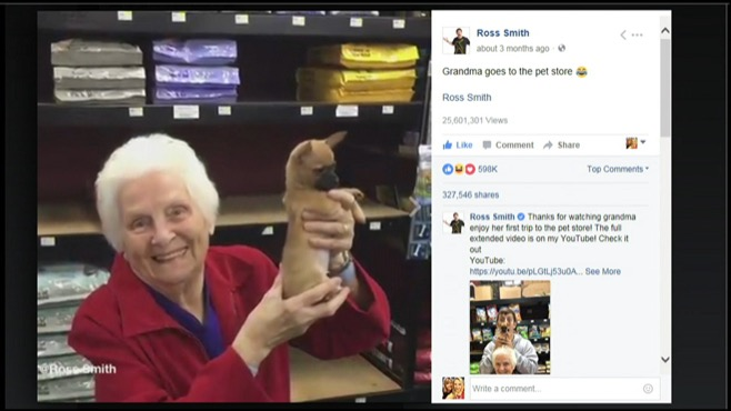 Youngstown viral grandma_294152