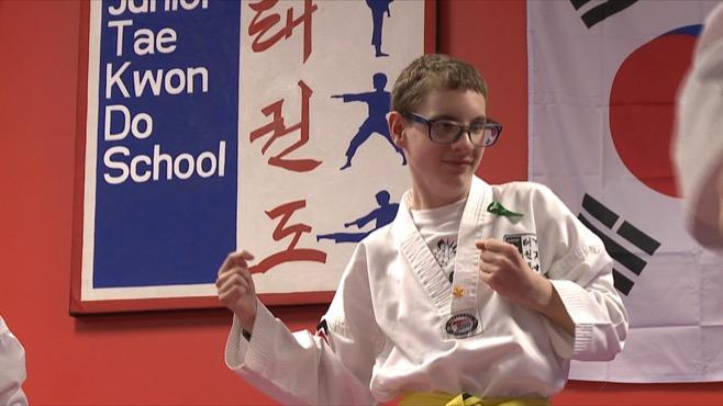 Cody Piver_ Para-Taekwondo_335897