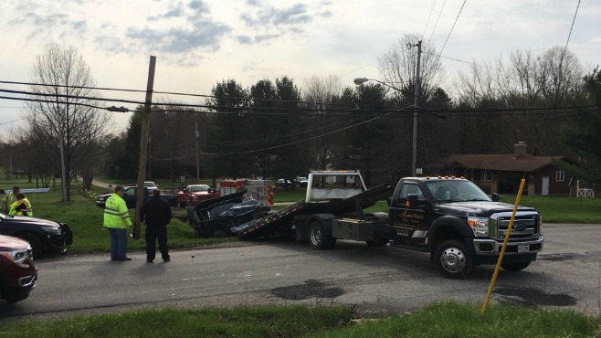 Green Township accident_335523