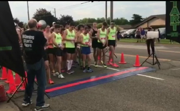 Youngstown Marathon start_363901