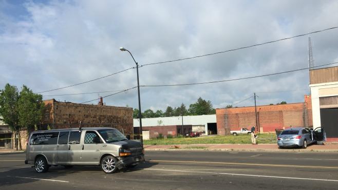 Youngstown crash, shooting Market Street_369646