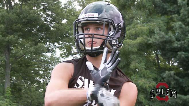 Big 22 - Mitch Davidson - Salem High School