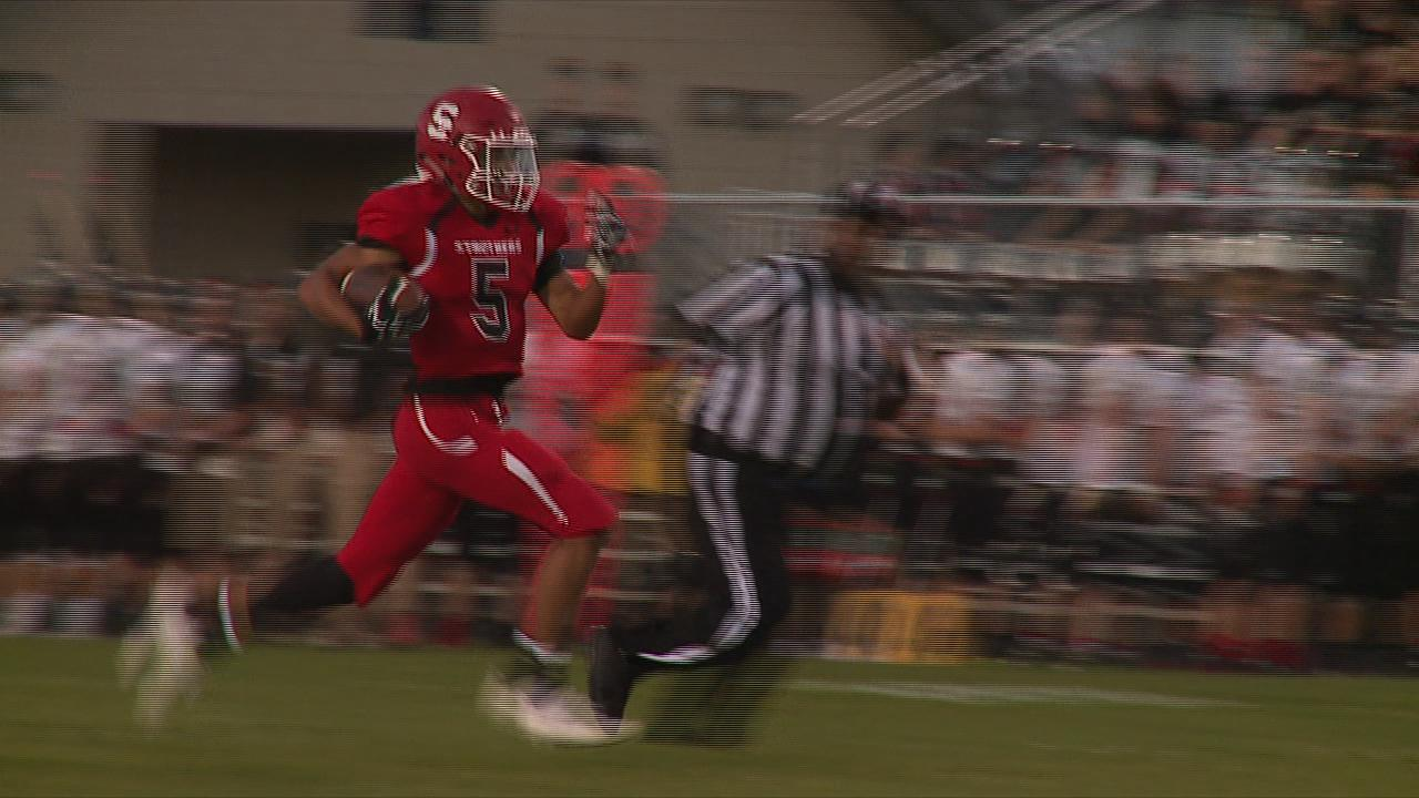 Struthers remains undefeated after the Wildcats run past Jefferson on Friday night.