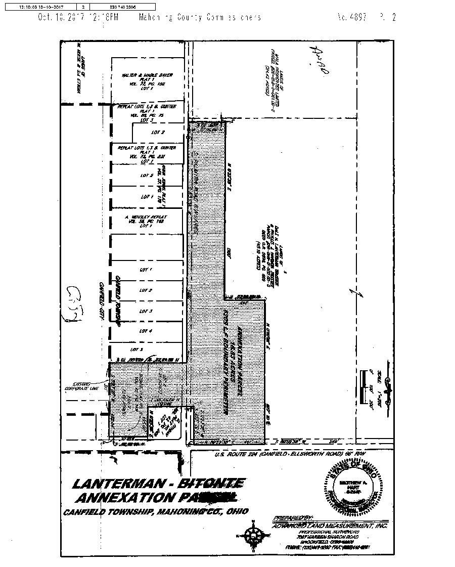 Lanterman-Bitonte Annexation