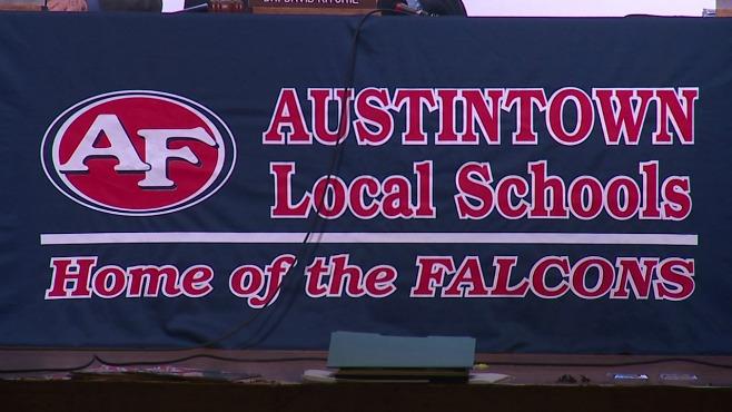 austintown schools logo