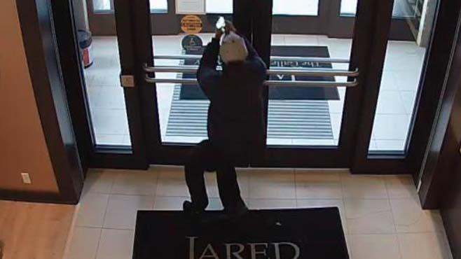 Jared theft suspect Boardman
