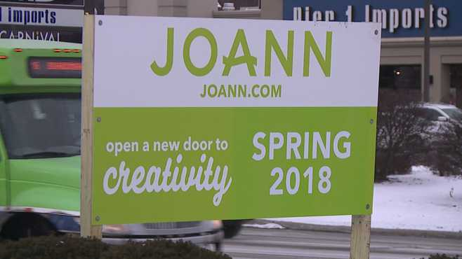 Joann Fabric planning move to Shops at Boardman Park