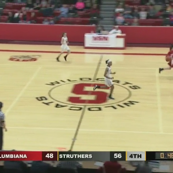 Watch: Girls High School Basketball - Struthers vs. Columbiana