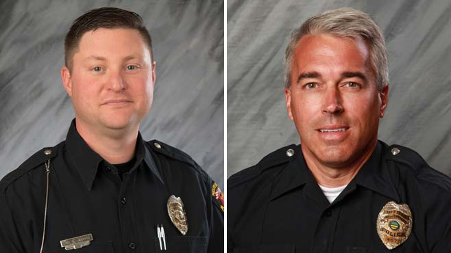 Westerville Police Officers Eric Joering, Anthony Morelli_504952