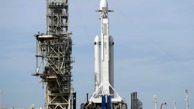 SpaceX Rocket_502433