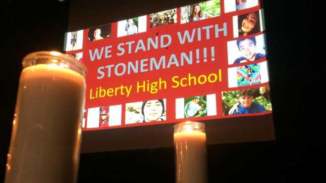 Liberty High School Walkout Day_523037