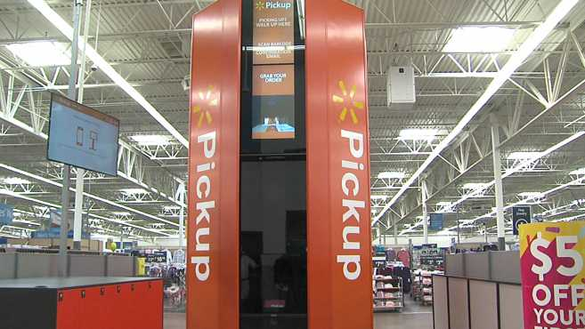 Walmart pick-up tower_517980