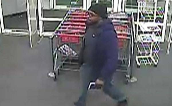 CVS Youngstown robbery suspect
