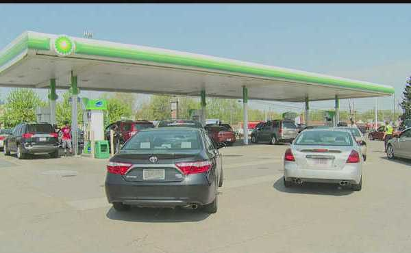 BP in Liberty gas giveaway