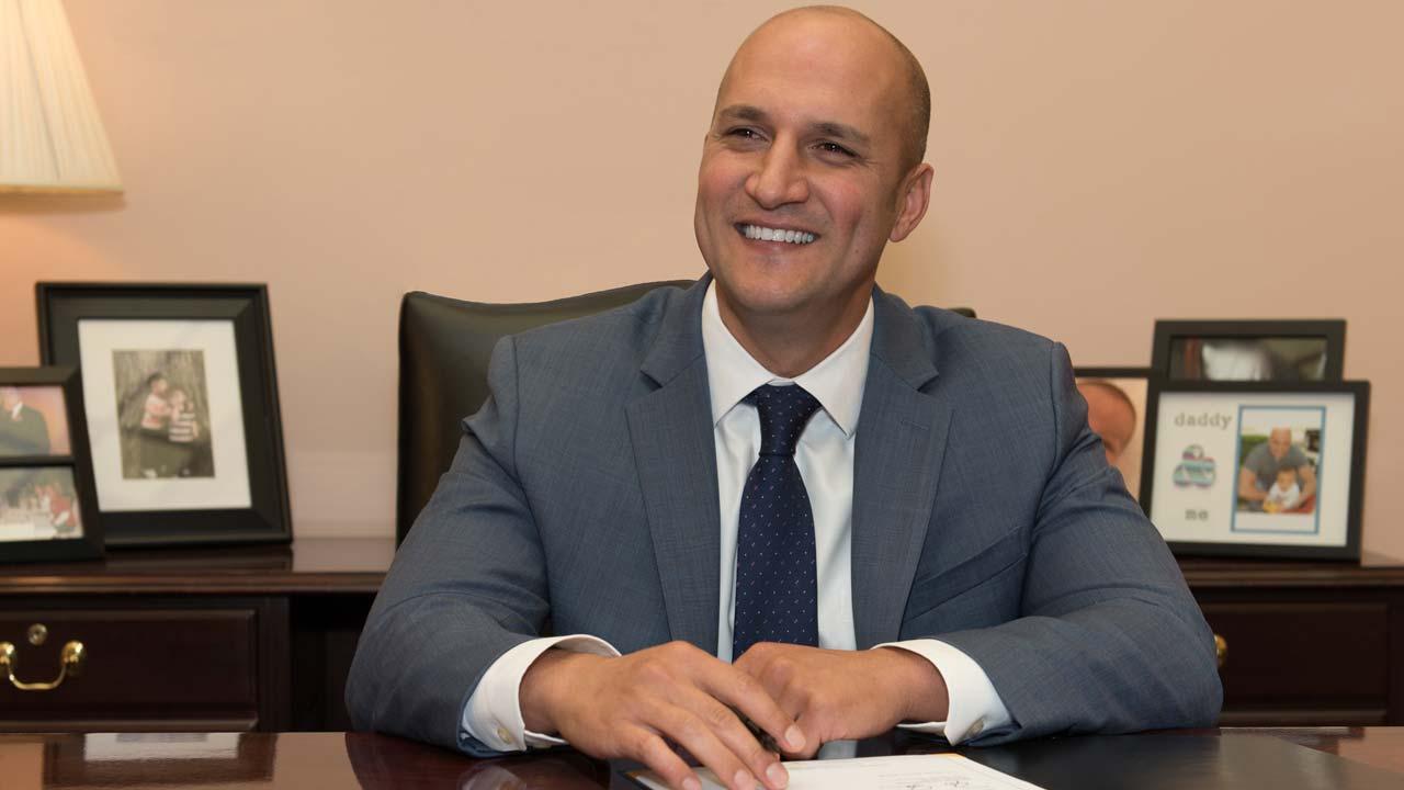 Senator Joe Schiavoni