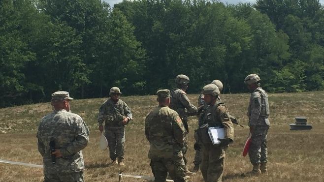 Camp Ravenna live-fire exercise_245288