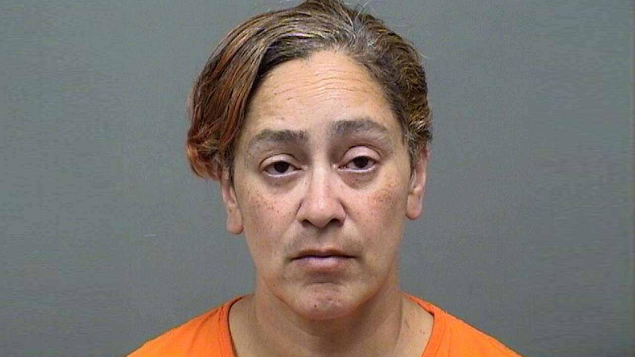 Rebecca Perez is charged with complicity to commit murder